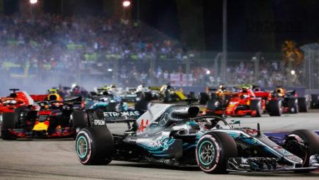 Голландская система при ставках на Формулу-1