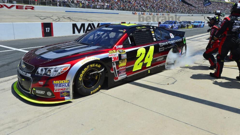 Ставки на NASCAR: виды и стратегии