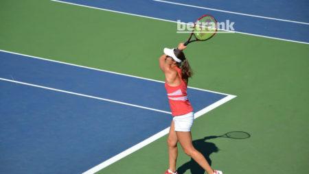 Как ставить на теннис с учетом формы спортсмена