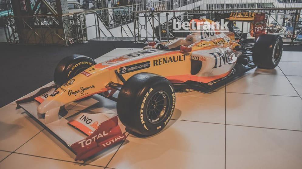 Стратегия ставок на фаворита в заездах Формулы-1