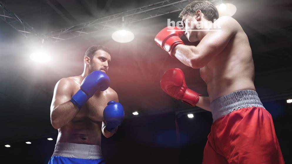 Стратегия ставок на преждевременную победу в боксе