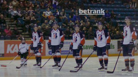 Как зарабатывать в ставках на хоккей