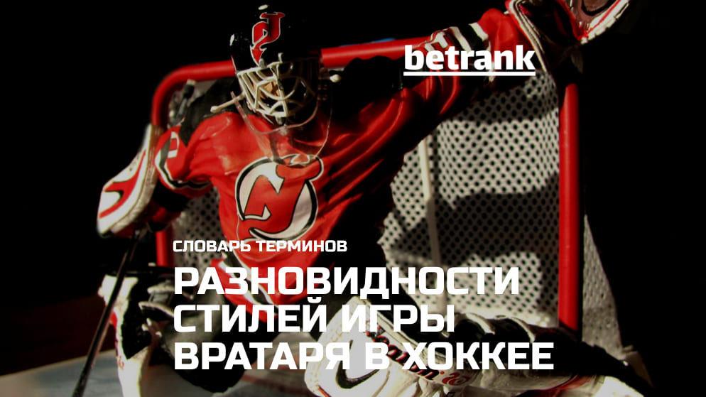 Разновидности стилей игры вратаря в хоккее: какие бывают, плюсы и минусы